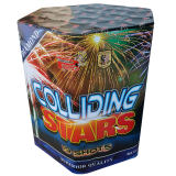 Colliding stars - kalibr 48 mm