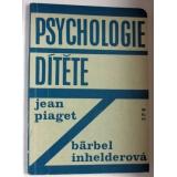 Psychologie dítěte, Jean Piaget, Bärbel Inhelderová