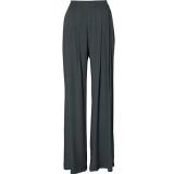 Široké šedé kalhoty vel.40