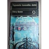 Tajemství kovového domu, Ellery Queen