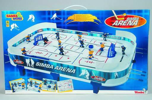 Lední hokej stolní - Simba aréna