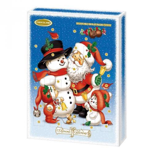 Chocoland Adventní kalendář 300g