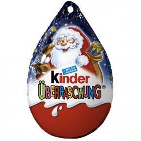 Kinder vajíčko vánoční přívěsek 20g