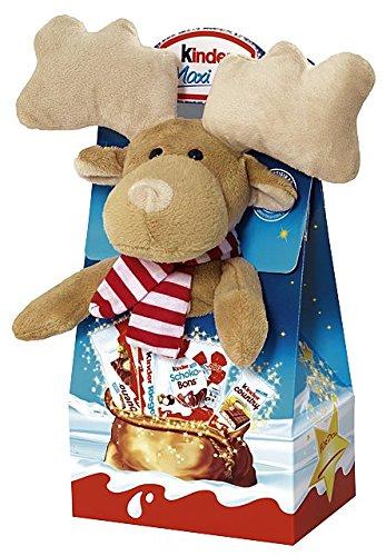 Kinder Maxi mix 133g s vánočním plyšákem SOB