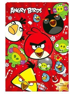 Adventní kalendář - Angry Birds