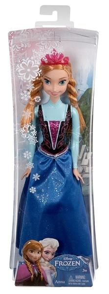 Máte Disney Ledové princezna Anna