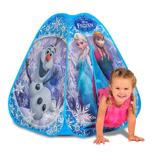Dětský stan 4boký - Ledové království