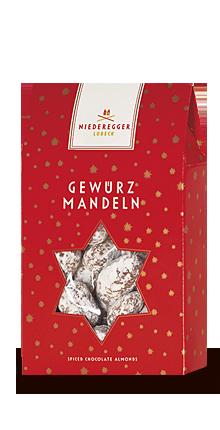 Speciální mandle od Niederegger