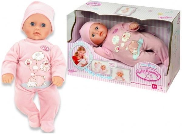 Baby Annabell Ospalá panenka