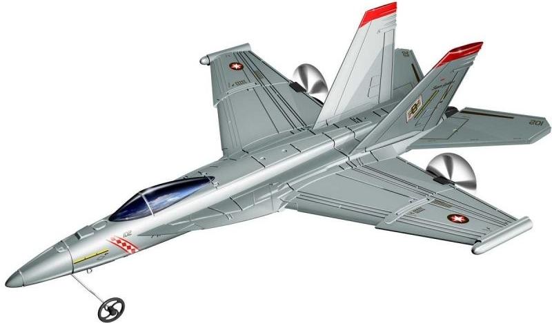 RC Letadlo F18