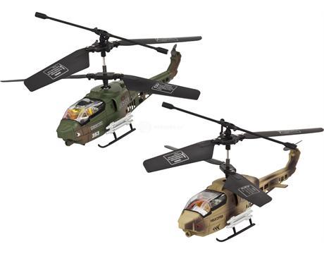 RC vrtulníky 3ch BUDDY TOYS BRH 317F10