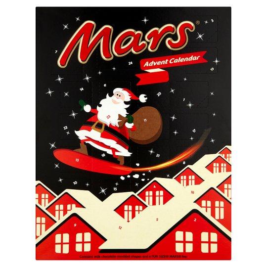 Adventní kalendář Mars (mléčná čokoláda)