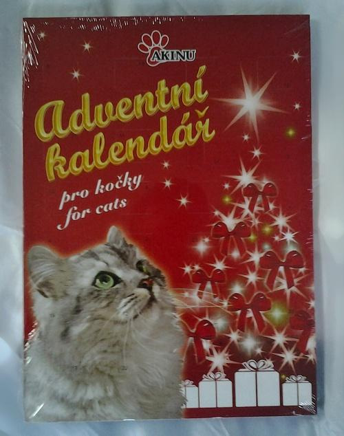 Adventní kalendáře pro kočky