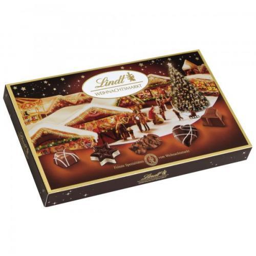 Lindt - vánoční pralinky 137g
