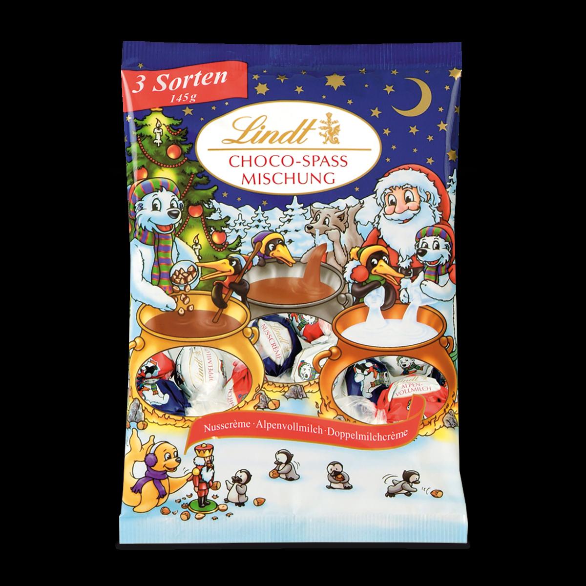 Lindt Čokoláda pro děti 145g