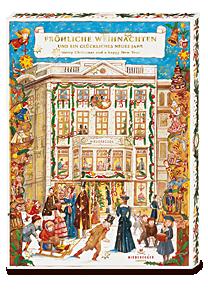 """Adventní kalendář """"Café Niederegger"""""""