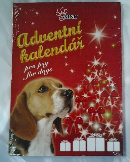 Adventní kalendáře pro psy