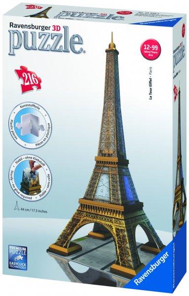 Eiffelova věž 3D