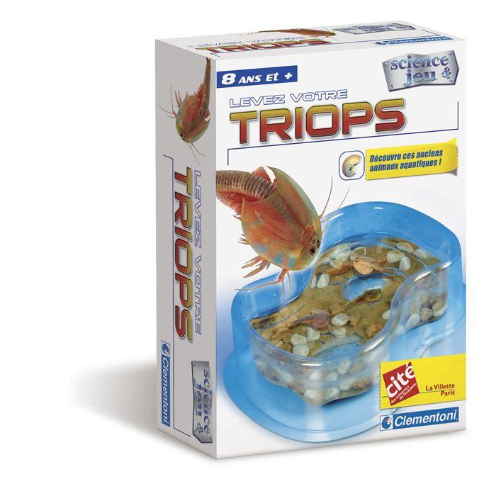 Triops - pravěké akvárium