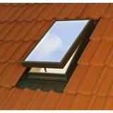 Výlez RoofLITE s dvojsklem a s lemováním 45x73 cm