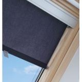 Zastiňovací modrá roleta pro střešní okna VELUX CK04 C04 55x98 cm
