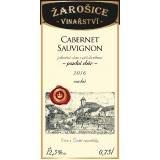 Cabernet sauvignon, pozdní sběr 2016