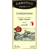 Chardonnay, výběr z hroznů 2017
