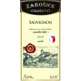 Sauvignon, pozdní sběr 2019