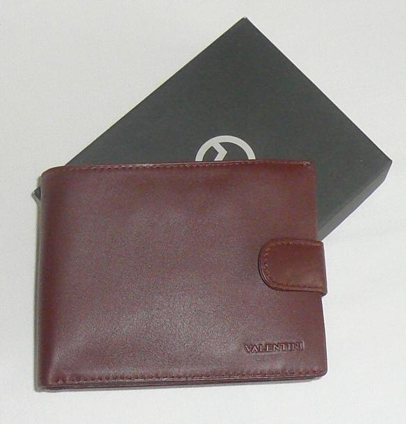 Luxusní pánská peněženka Valentini se zápinkou - sleva 290Kč ... 1421e05b27