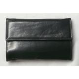 Unisex peněženka, hovězí kůže - sleva