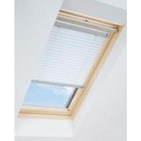 Žaluzie bílá pro střešní okna BALIO 78x112/118 cm
