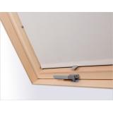 Zastiňující roleta pro střešní okna BALIO 66x112/118 cm