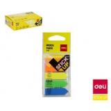 Záložky STICK UP mini set DELI EA106