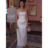 korzetové šaty smetana X02