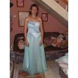 korzetové šaty modrotyrkys X010