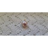 Perlový přívěšek jezerní obláčková duhová barokní perla PK019
