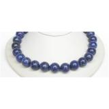 Náhrdelník lapis lazuli 16mm NJ6724