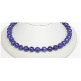 Náhrdelník modrý lapis lazuli 12mm NJ6725