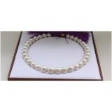 Perlový náhrdelník pravé mořské South sea perly 15mm NJ9482