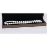 Perlový náhrdelník pravé mořské South sea perly 10mm NJ9527