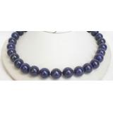 Náhrdelník lapis lazuli 14mm NJ6726