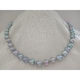 Perlový náhrdelník mořské akoya perly 7mm VN007