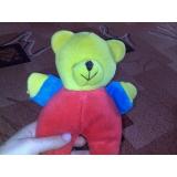 Medvídek - chrastítko