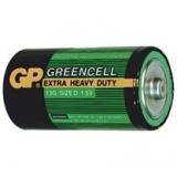 Baterie GP Greencell D R20G, 1.5V, velké mono, 2pack