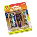 Sanyo Alkaline D 1,5V velký mono LR20 (2pack)