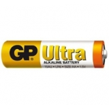 Baterie GP Ultra Alkaline AA R6A, 1.5V, tužka, 2pack blistr