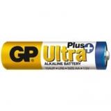 Baterie GP Ultra Plus Alkaline AA R6A, 1.5V, tužka, 4pack blistr