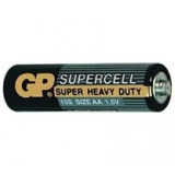 Baterie GP Supercell AA R6, 1.5V, tužka, 4pack
