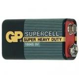 Baterie GP Supercell 9V, 9V