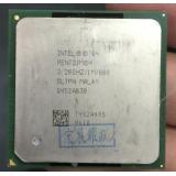 Intel Pentium 4 P4 3.2GHz P4 3.2E P4 3.2 Socket 478 1M 800 SL7PN Specifikace EO P4 3.2E Desktop procesor CPU